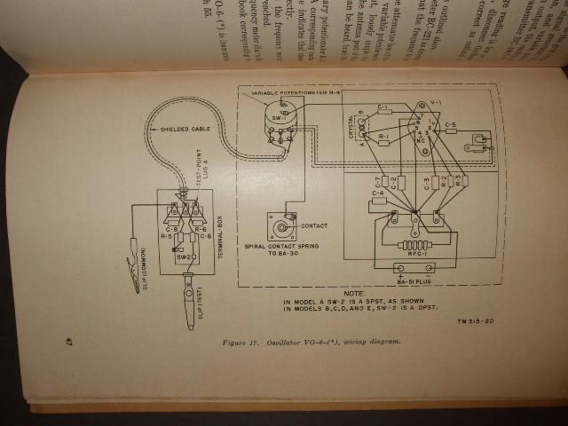 TM 11-315, DOA Technical Manual, Maintenance Equipment ME-40-(*) : on